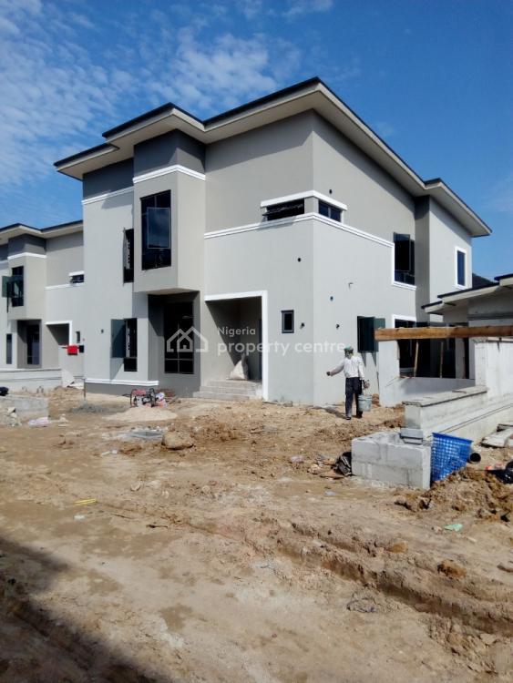 Luxury 4 Bedroom Duplex, Gra, Port Harcourt, Rivers, Semi-detached Duplex for Rent