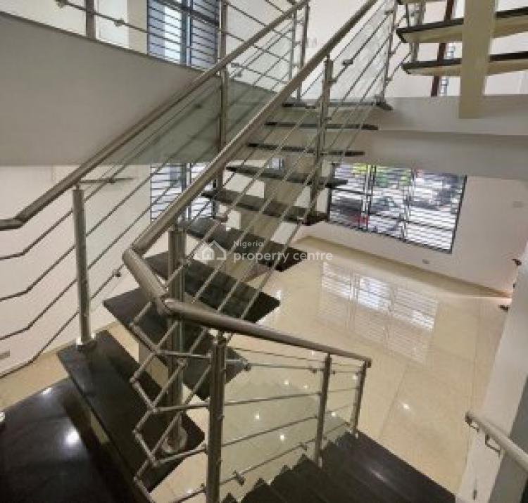 Spacious 4 Bedroom Semi Detached Duplex with a Room Bq;, Banana Island Road., Ikoyi, Lagos, Semi-detached Duplex for Sale