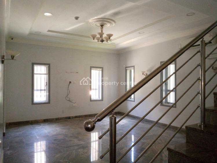 Serviced and Classic 4 Bedroom Terraced Duplex with Bq, District, Wuye, Abuja, Terraced Duplex for Rent