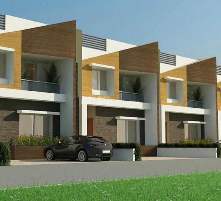 a Luxury 4 Bedroom Terraced Duplex with Boys Quarter, Behind White Sands Schools, Marwa, Lekki, Lagos, Terraced Duplex for Sale