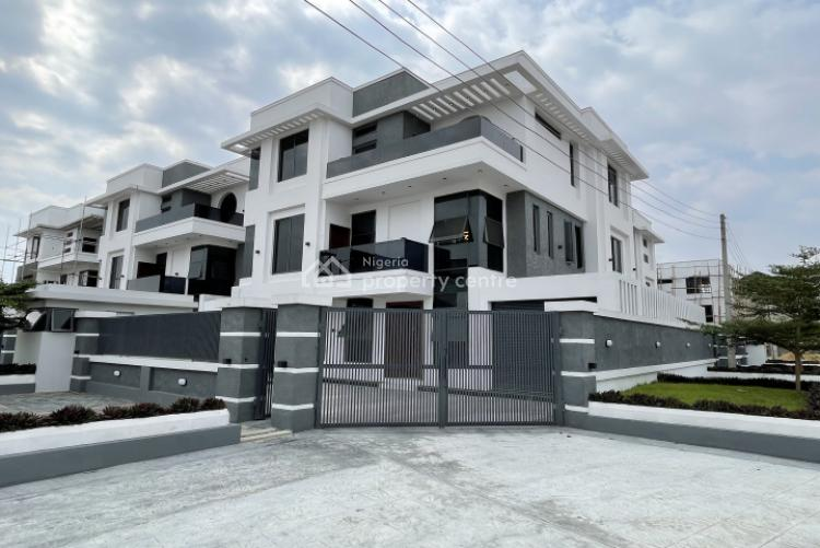 Luxury 5 Bedroom Detached House with Swimming Pool and Bq, Lekki Phase 1, Lekki, Lagos, Detached Duplex for Sale