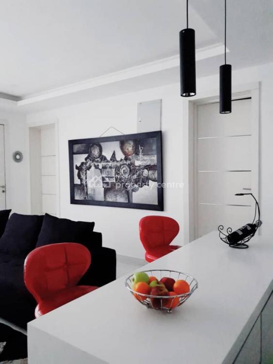 Luxury 2 Bedroom Apartment with Gym, Rooftop Lounge and Terrace, Emiola Mews, Kusenla Road, Ikate Elegushi, Lekki, Lagos, Flat / Apartment Short Let