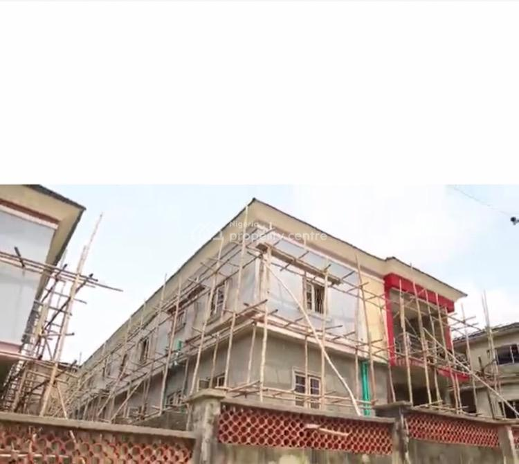 3 Bedroom Block of Flat, Close to Excellence Hotel, Ogba, Ikeja, Lagos, Block of Flats for Sale