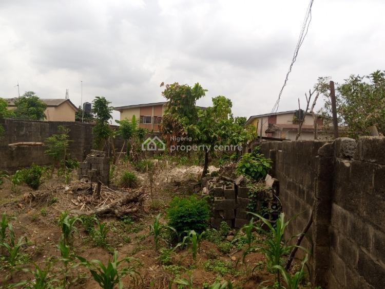 Land Measuring 935.236sqm 1 and Half Plot of Land, Ishiba Olowo, Egbeda, Alimosho, Lagos, Residential Land for Sale
