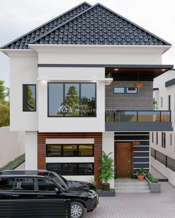 Off Plan 5 Bedrooms Detached Duplex, Omole Phase 2, Ikeja, Lagos, Detached Duplex for Sale