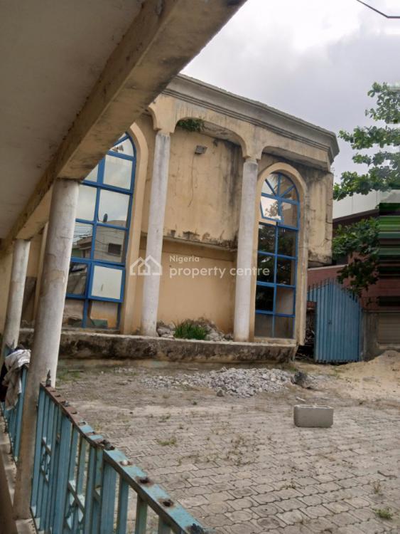 Detached House on 500 Sqm Land, Off Ligali Ayorinde Street, Victoria Island (vi), Lagos, Detached Duplex for Sale