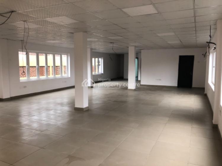 Open Plan Office Space, Berkley Street, Onikan, Lagos Island, Lagos, Office Space for Rent