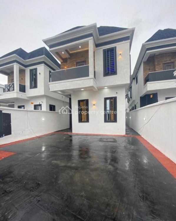 Tastefully Built 4 Bedroom Detached Duplex with Bq, Ikota, Lekki, Lagos, Detached Duplex for Sale