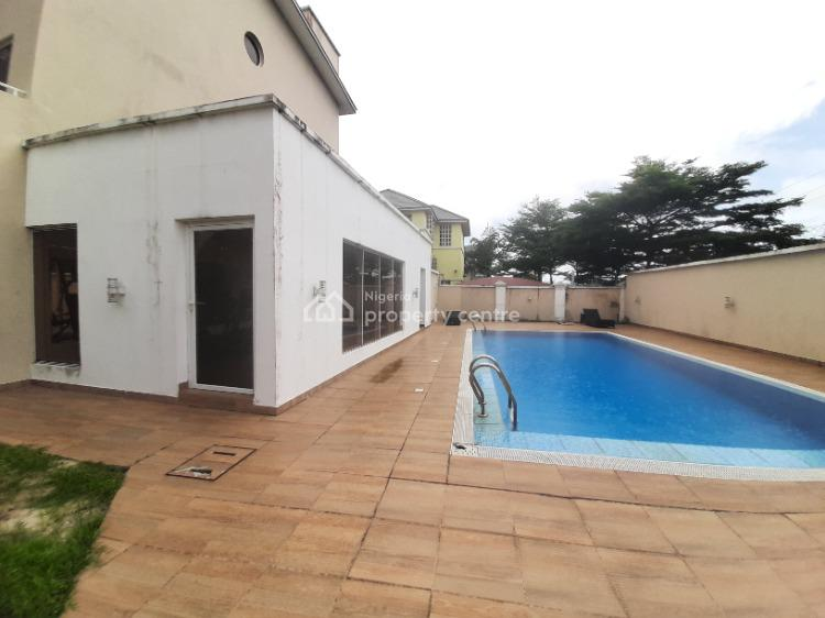 4 Bedroom Terraced Duplex with a Boys Quarters ,pool and Gym, Ikate Elegushi, Lekki, Lagos, Terraced Duplex for Rent