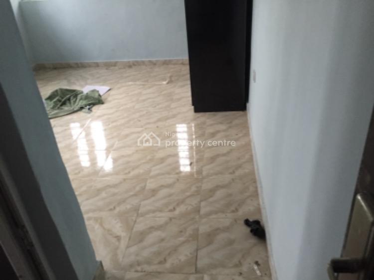 New Two Bedroom Flat, Powerline Okeira, Ogba, Ikeja, Lagos, Flat / Apartment for Rent