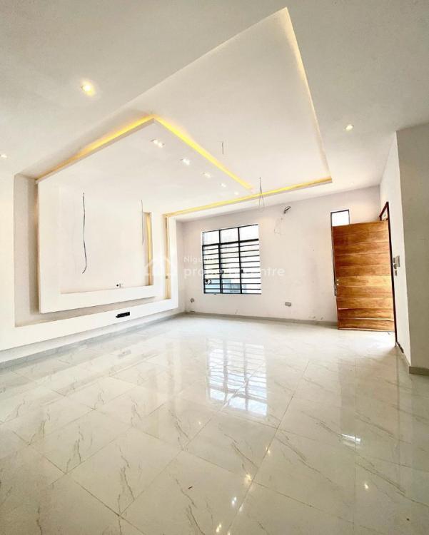 Luxury 4 Bedrooms Semi Detached Duplex, Chevron, Lekki, Lagos, Semi-detached Duplex for Sale