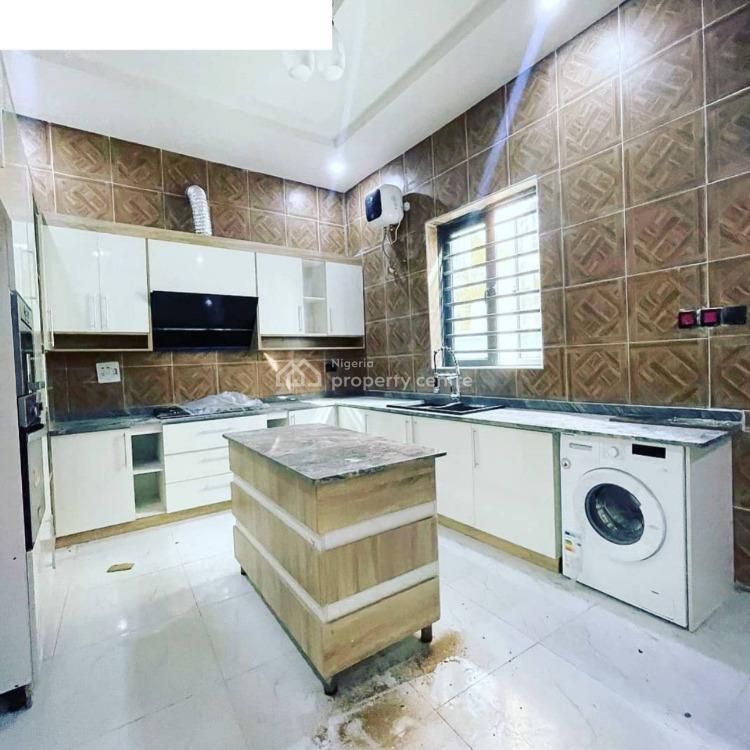 Luxury 5 Bedroom Detached Duplex, 2nd Toll Gate, Lekki, Lagos, Detached Duplex for Rent