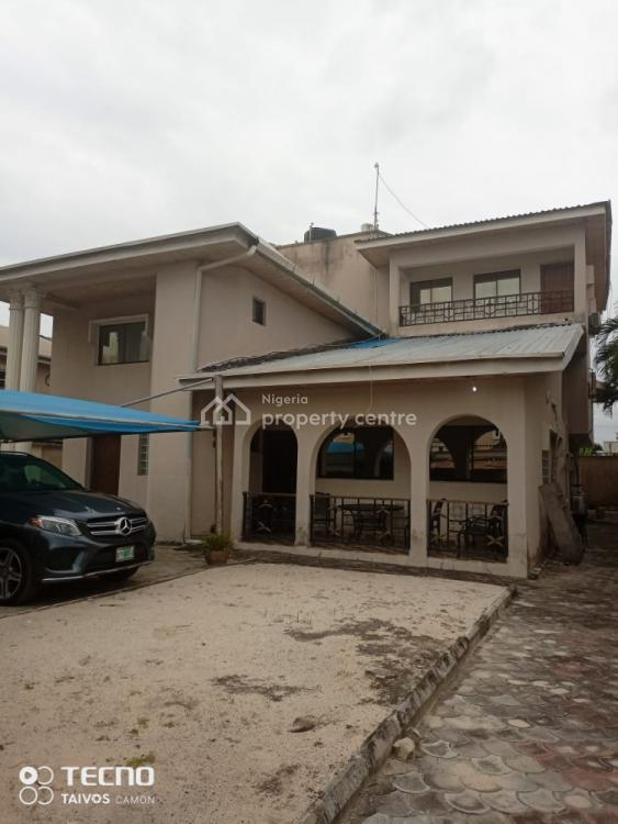 Luxury 7 Bedroom Mansion with 2 Bq Executive Facilities, Ikota Villa Estate, Lekki, Lagos, Detached Duplex for Sale