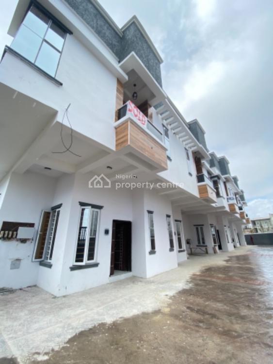 Lovely 4 Bedroom Semidetached Duplex, Orchid Road, Lekki Phase 2, Lekki, Lagos, Semi-detached Duplex for Sale