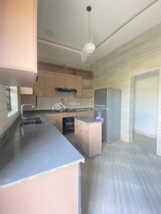 Serviced Brand New 4 Bedroom Terrace, Orchid Road, Lekki Phase 2, Lekki, Lagos, Terraced Duplex for Rent