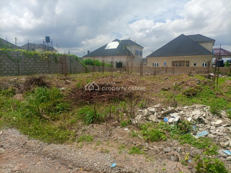 a Fully Detached Duplex Land Measuring 600sqm, Goshen Estate, Lugbe Airport Road, Lugbe District, Abuja, Residential Land for Sale