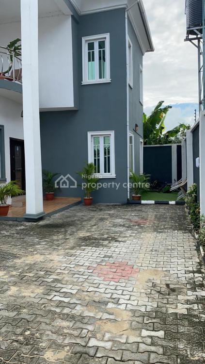 4 Bedroom Detached Duplex, Sunview Estate, Sangotedo, Ajah, Lagos, Detached Duplex for Sale