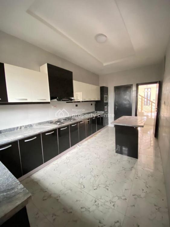 Luxury Newly Built 4 Bedroom Semi Detached Duplex with Bq, Agungi, Lekki, Lagos, Semi-detached Duplex for Sale