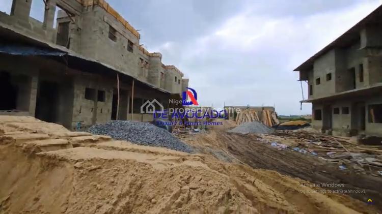 De-avocado Smart Home, G.r.a., Abijo, Lekki, Lagos, Terraced Duplex for Sale