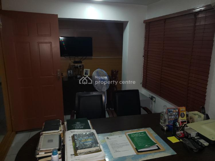100sqm Office Space, 26 King George V Road Onikan, Lagos Island, Lagos, Office Space for Rent