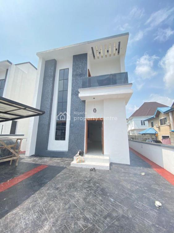 Luxury Built Brand New 4 Bedroom Fully Detached Duplex with a Room Bq, Ajah, Lagos, Detached Duplex for Rent