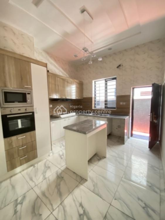 Brand New 4 Bedrooms Semi Detached Duplex, Orchid Road, Lekki Phase 2, Lekki, Lagos, Semi-detached Duplex for Sale