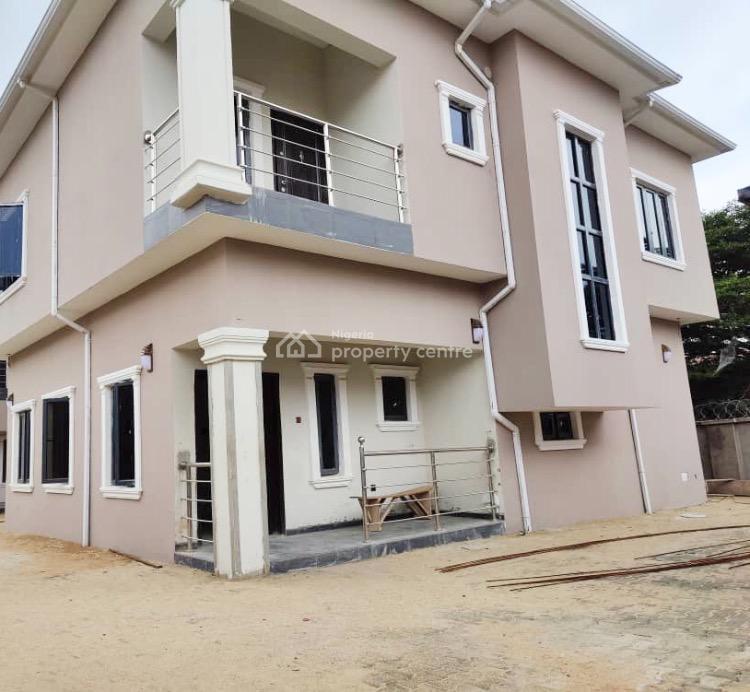 Newly Built 4 Bedrooms Detached Duplex with Bq, Isheri, Magodo, Lagos, Detached Duplex for Sale