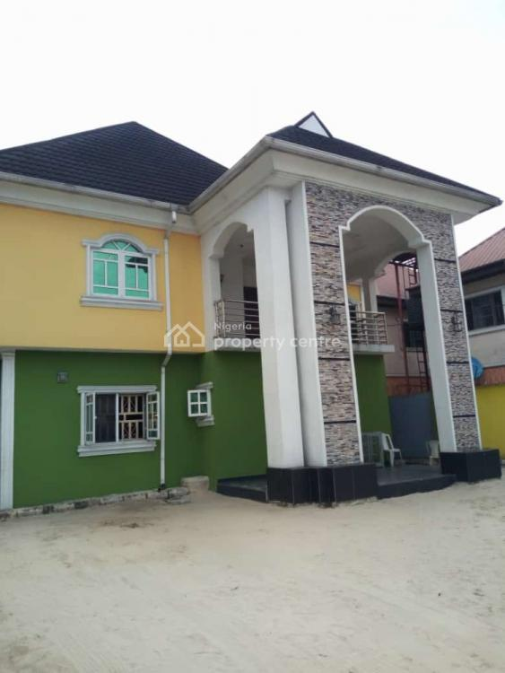 Well Located and Beautifully  Finished 5 Bedroom House, Apara Link Road, Off Nta Road, Port Harcourt, Rivers, Detached Duplex for Sale