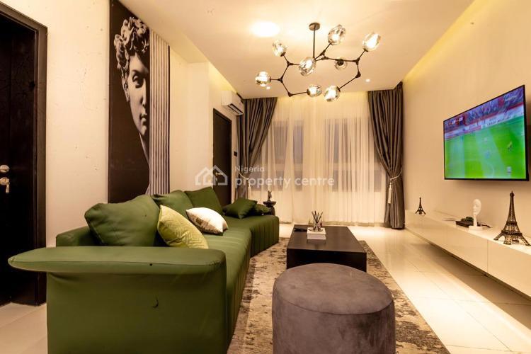 Tastefully Furnished 2 Bedroom Flat with Basic Amenities, Freedom Way, Lekki Phase 1, Lekki, Lagos, Flat / Apartment Short Let