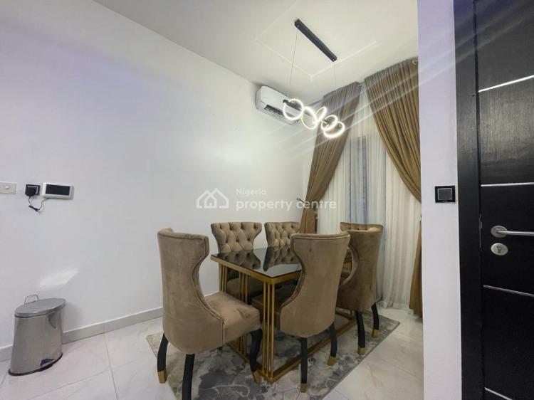 Super Luxury 4 Bedroom Duplex, Muritala Eletu Way, Osapa, Lekki, Lagos, Semi-detached Duplex Short Let