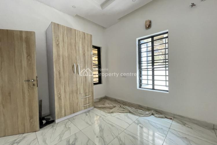 Spacious and Tastefully Finished 4 Bedroom Semi Detached House with Bq, Ajah, Lagos, Semi-detached Duplex for Sale