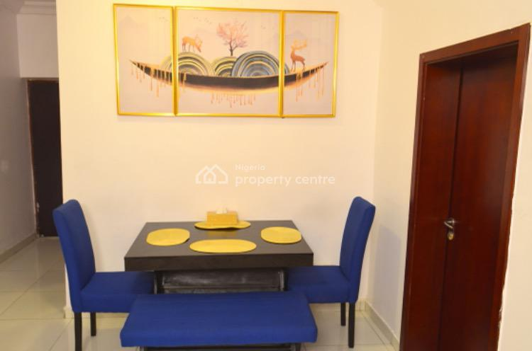 Tastefully Furnished 2 Bedroom Serviced Flat, 17 Olubunmi Owa Street, Off Ebeano Supermarket., Lekki Phase 1, Lekki, Lagos, Flat / Apartment Short Let