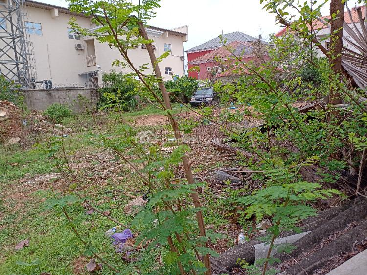 1000sqm Land, Wuse 2, Abuja, Residential Land for Sale