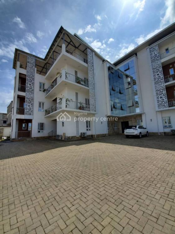 2 Bedroom  Furnished  Service with Ac, Jahi, Abuja, Flat / Apartment for Rent