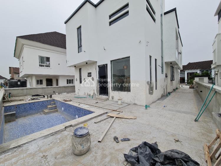 5 Bedroom Fully Detached House, Pinnock Beach Estate, Osapa, Lekki, Lagos, Detached Duplex for Sale