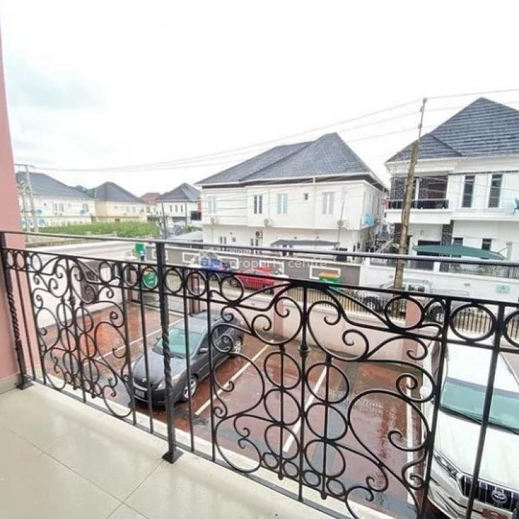 Fully Serviced 3 Bedroom Flat, Chevron Drive, Lekki, Lagos, Flat / Apartment for Rent