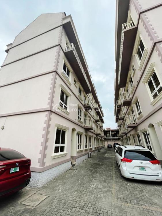 Spacious 4 Bedroom Terrace Apartment with Bq, Oniru, Victoria Island (vi), Lagos, Terraced Duplex for Sale