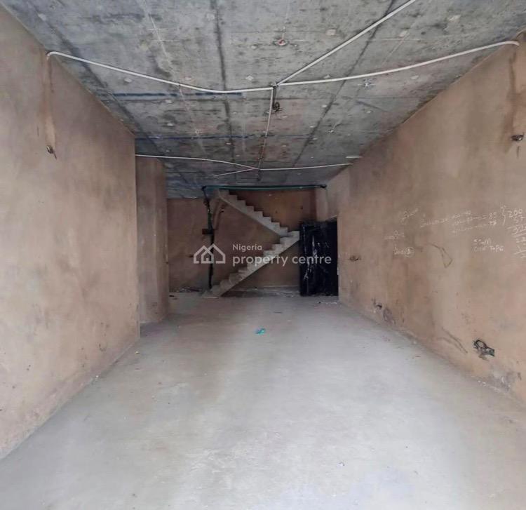 4 Bedroom Maisonette Apartments (carcass), Ikate Elegushi, Lekki, Lagos, Flat / Apartment for Sale
