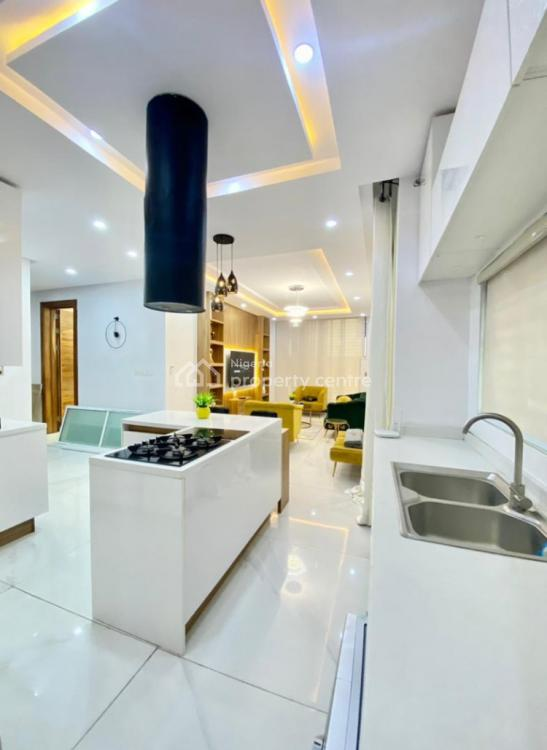 Absolutely Stunning 3 Bedroom Apartment - Fully Serviced & Gated, Ikate, Lekki, Lagos, Flat / Apartment for Sale