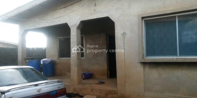 Nice Bungalow of 6 Rooms +miniflat & 2 Rooms Bq, Kola, Alagbado, Ifako-ijaiye, Lagos, Detached Bungalow for Sale