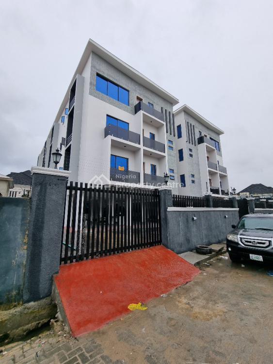Luxury 3 Bedroom Serviced Apartment, Ilasan, Lekki, Lagos, Block of Flats for Sale