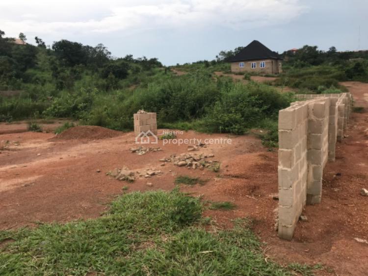 650sqm of Fenced Land, Unity Estate By Adoration Ground, Emene, Enugu, Enugu, Mixed-use Land for Sale