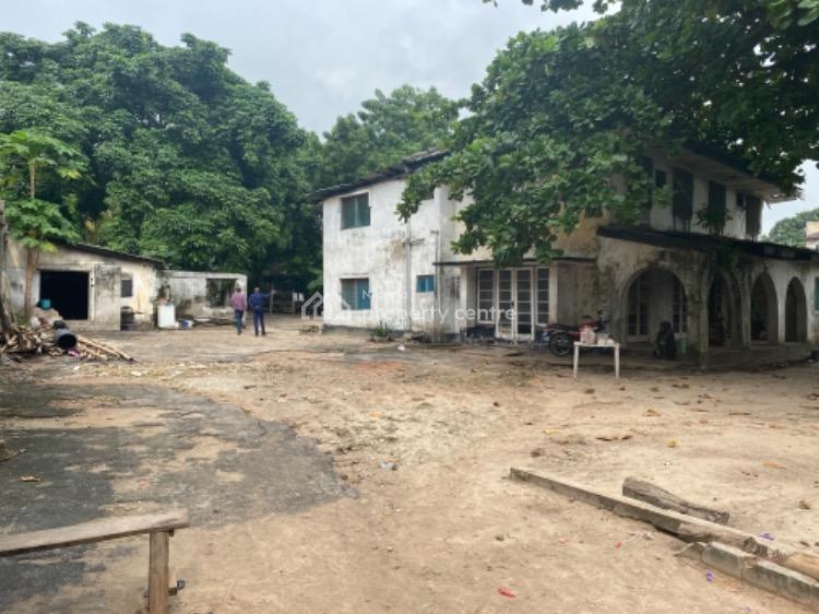 600sqm, Turnbull, Ikoyi, Lagos, Residential Land for Sale