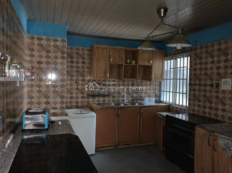 Fully Furnished 3 Bedroom Flat with a Room Bq, Adeniyi Jones, Ikeja, Lagos, Flat / Apartment for Rent