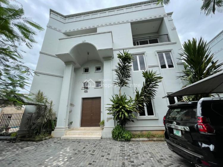 5 Bedroom Detached House with Pool, Off Glover Road, Ikoyi, Lagos, Detached Duplex for Sale