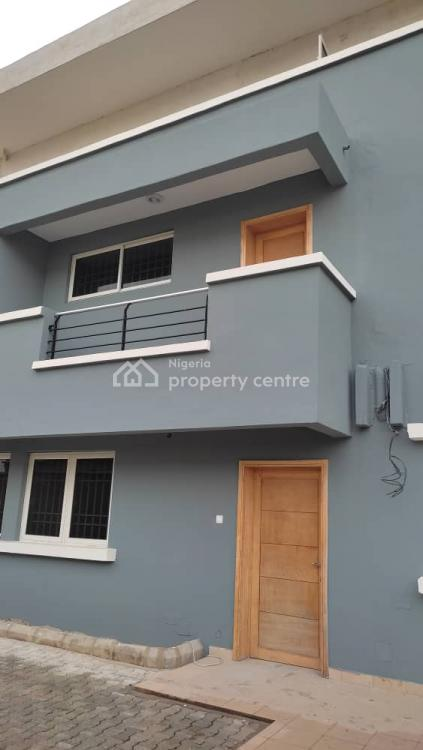 New and Tastefully Finished Serviced 4 Bedroom Terraced Duplex with Bq, Parkview, Ikoyi, Lagos, Terraced Duplex for Rent