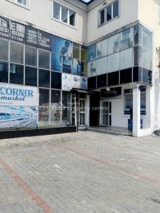 Shop and Office Space, Ada George, Port Harcourt, Rivers, Office Space for Rent