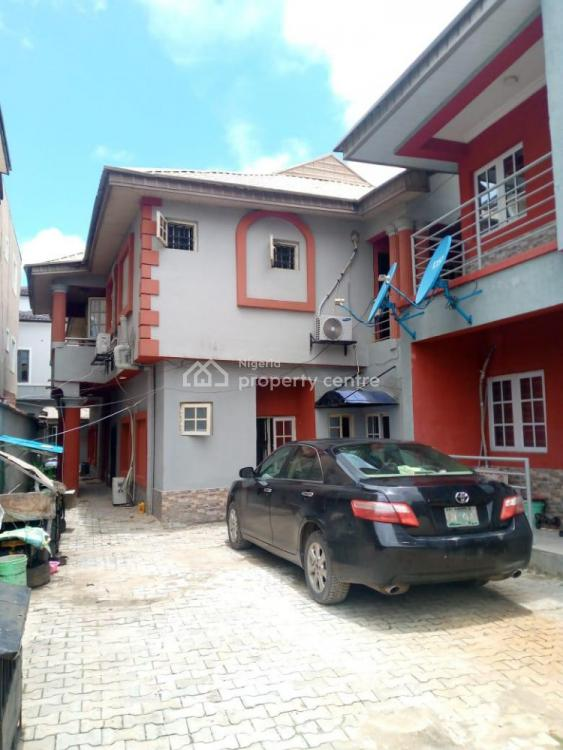 2 Houses Containing 8 2 Bedroom and 4 Roomself, Hitech Estate Behind Dominion Church, Alasia, Ajah, Lagos, Semi-detached Bungalow for Sale