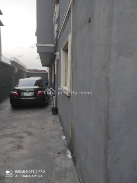 Recently Built 6 Numbers of Flats, Yaba, Lagos, Block of Flats for Sale