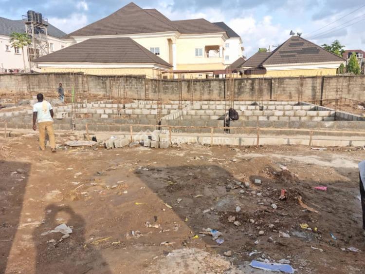 5 Bedrooms Semi Detached Duplex + Bq, G - Empire Smart Home, Durumi, Abuja, Semi-detached Duplex for Sale